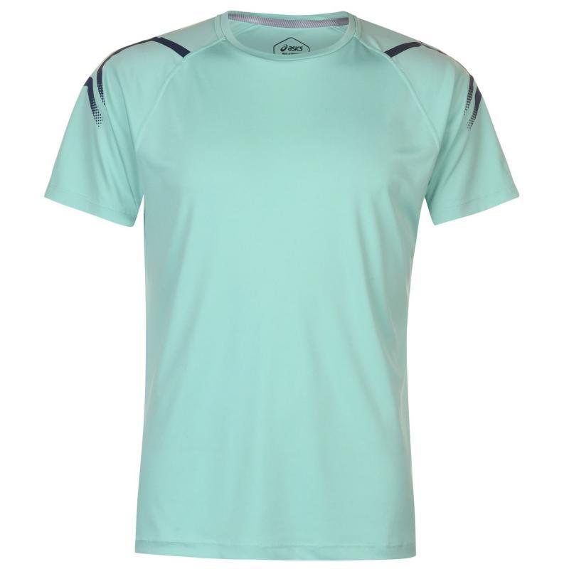 Tričko Asics Icon Short Sleeve Top Mens Dark Blue