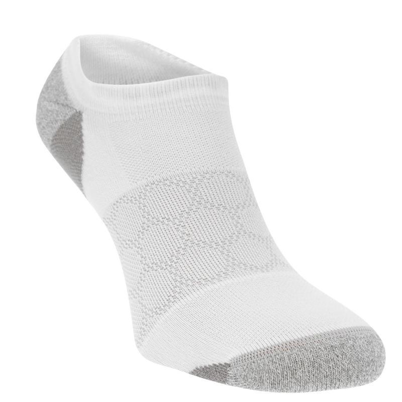 Asics Ped Single Tab Socks White/Grey