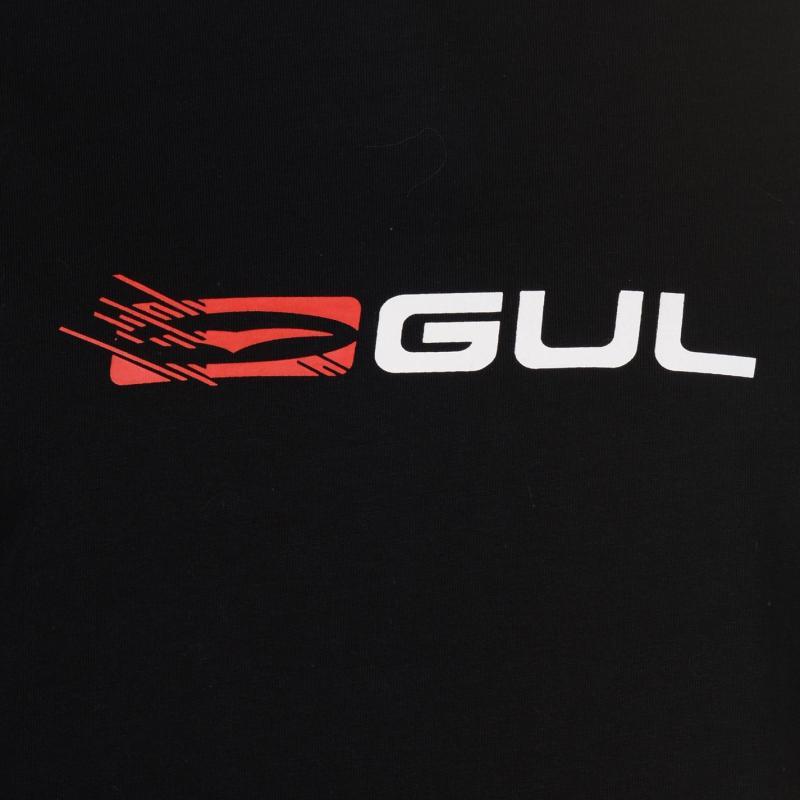 Tričko Gul Large Logo T Shirt Mens Black/White