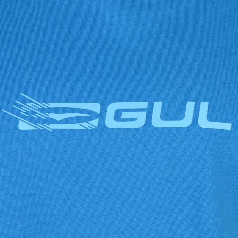 Tričko Gul Large Logo T Shirt Mens White/Black