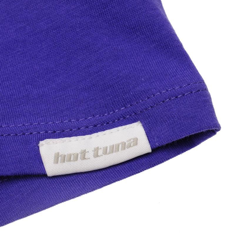 Hot Tuna T Shirt Ladies Purple