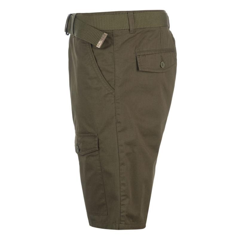Kalhoty Pierre Cardin Pocket Chino Shorts Mens Sky