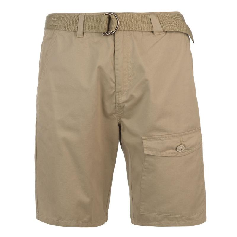 Kalhoty Pierre Cardin Pocket Chino Shorts Mens Sky