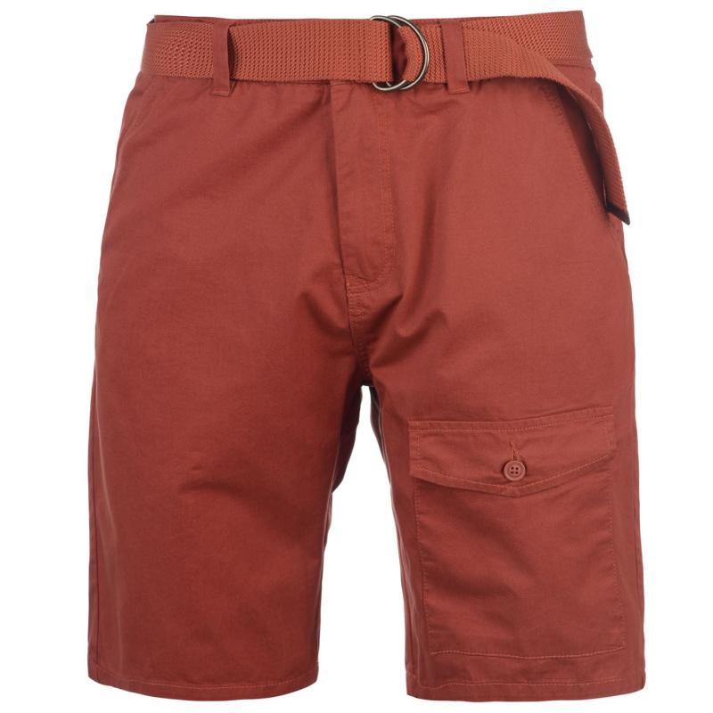 Kalhoty Pierre Cardin Pocket Chino Shorts Mens Blue