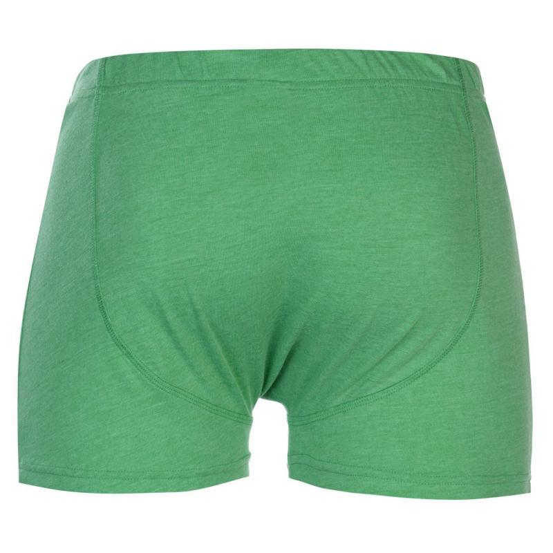 Spodní prádlo Slazenger 2 Pack Boxers Mens Green/Lime