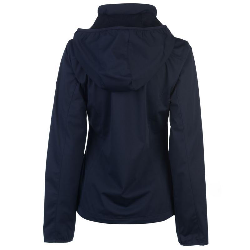 Eurostar Febe Soft Shell Jacket Ladies Navy