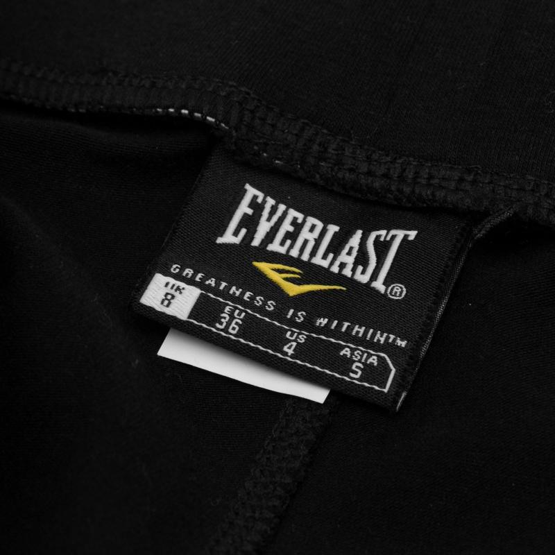 Everlast Tape Leggings Womens Black