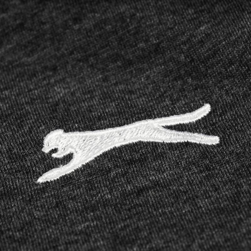 Tílko Slazenger Sleeveless T Shirt Mens Charcoal