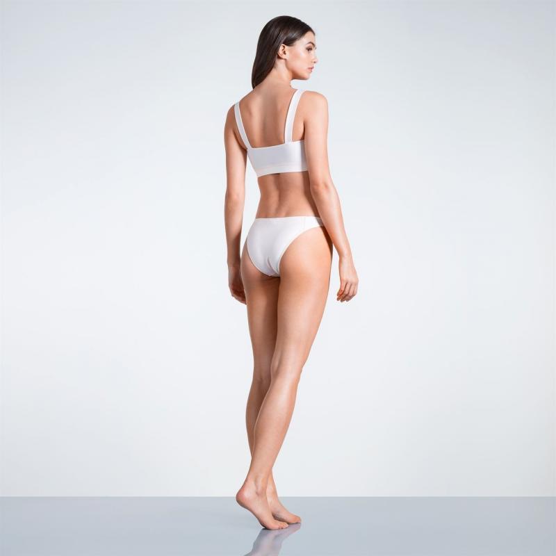 Plavky SoulCal Strap Bikini Bottoms Ladies Blush