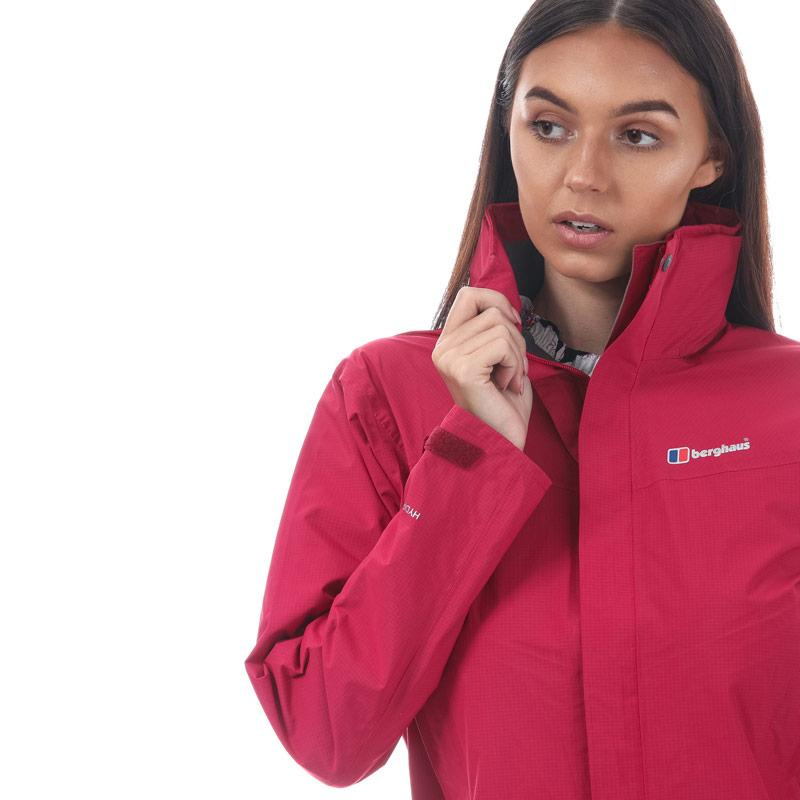 Berghaus Womens Light Hike Hydroshell Jacket Purple