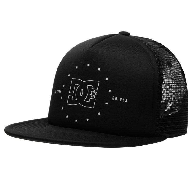 DC Stoxel Cap Black