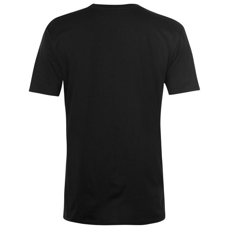 Tričko DC Street Scene T Shirt Mens White