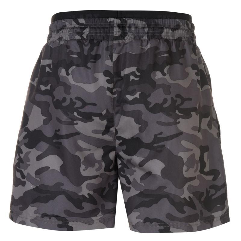 Everlast Jac Shorts Mens Black AOP