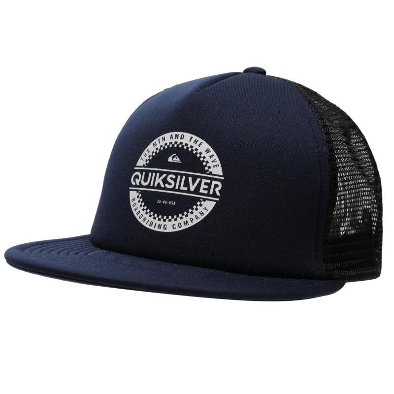 Quiksilver Circle Work Cap Mens Navy Blazer