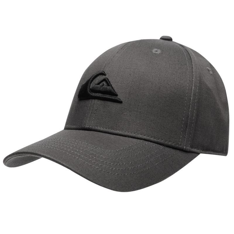 Quiksilver Decad Cap Mens Iron GAte