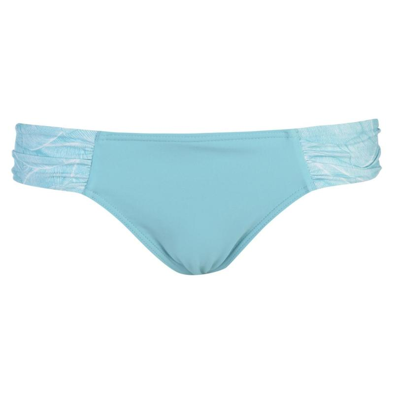 Plavky Roxy Anitea Bikini Bottoms Ladies Banana Forest