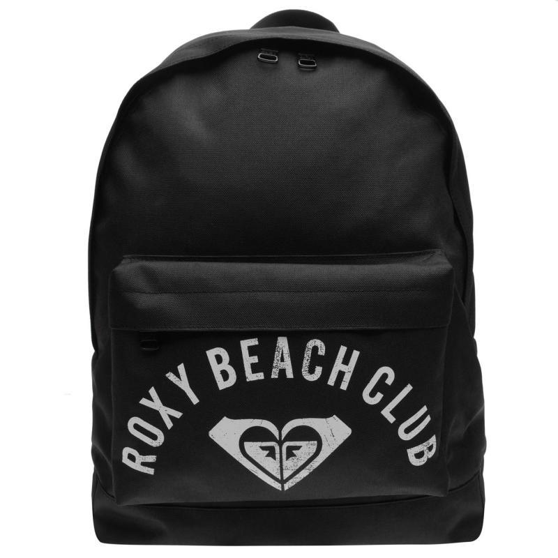 Roxy Sugar Simple Backpack Black