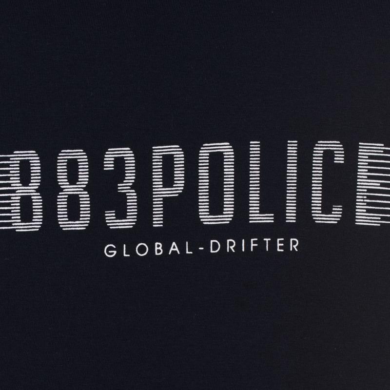 Tílko 883 Police Saint Vest Navy