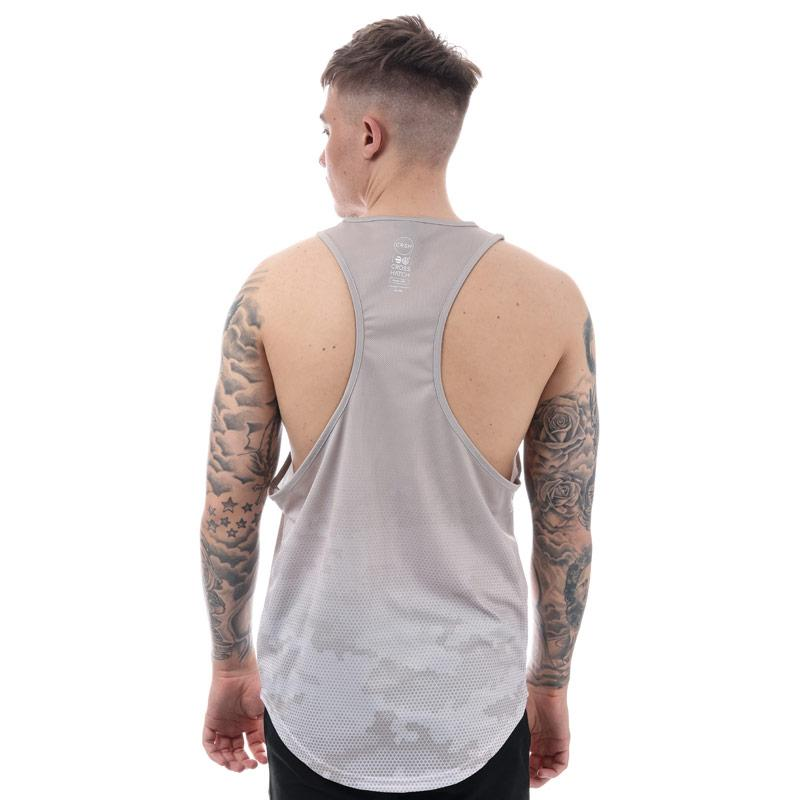 Tílko Crosshatch Black Label Mens Coniston Sub Vest Oatmeal