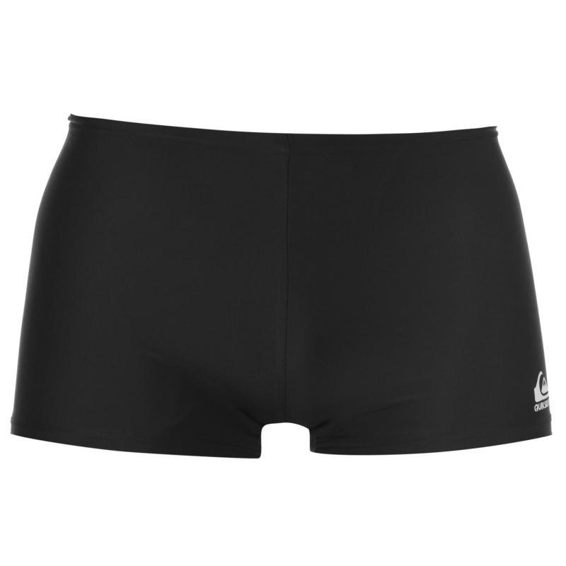 Plavky Quiksilver Mapside Swim Shorts Kids Black