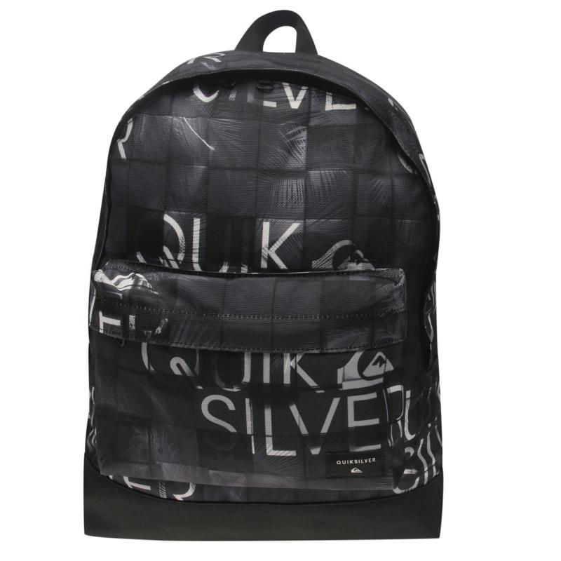 Quiksilver Palmcube Backpack Black