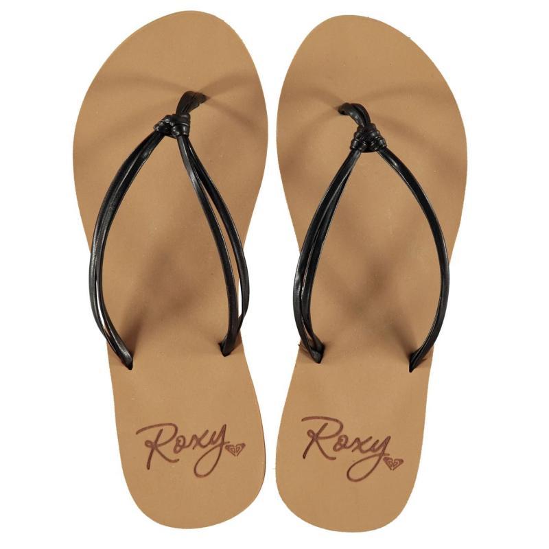 Boty Roxy Lana Flip Flops Ladies Black