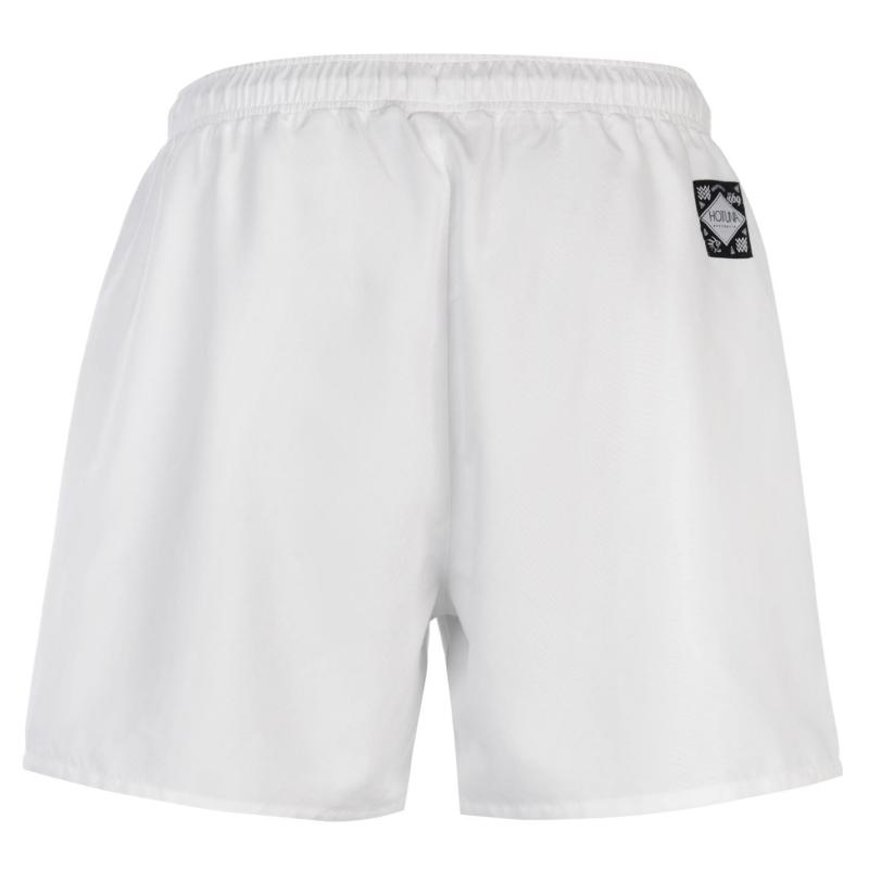 Plavky Hot Tuna Logo Shorts Mens White