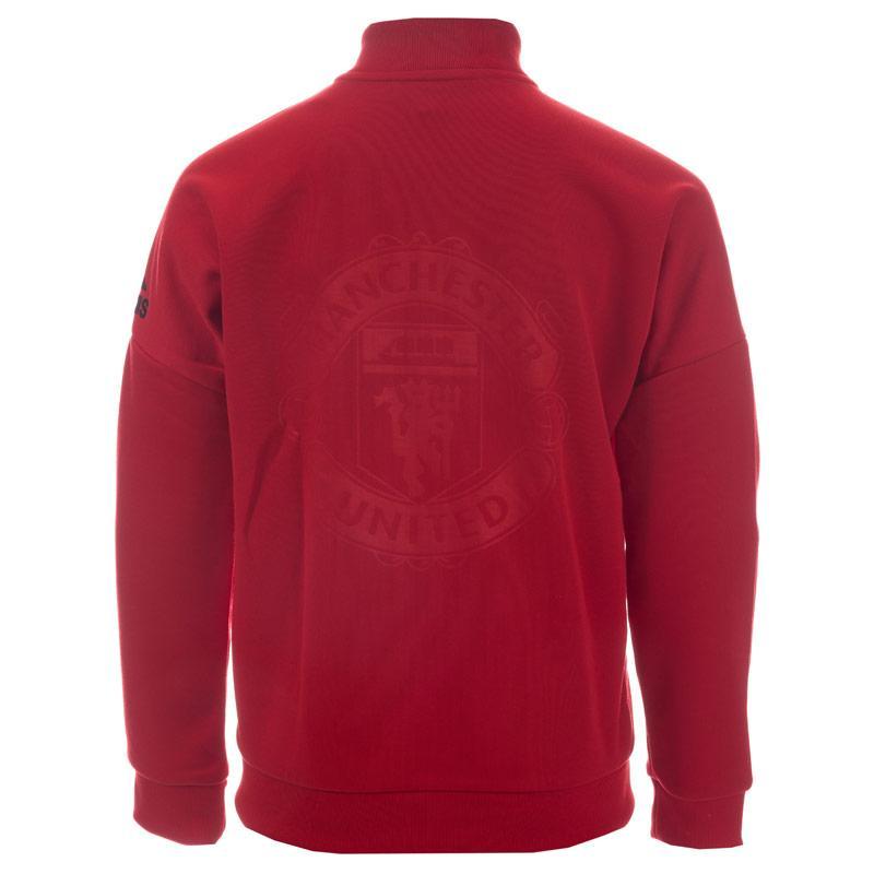 Bunda Adidas Performance Infant Boys Manchester United Track Jacket Red