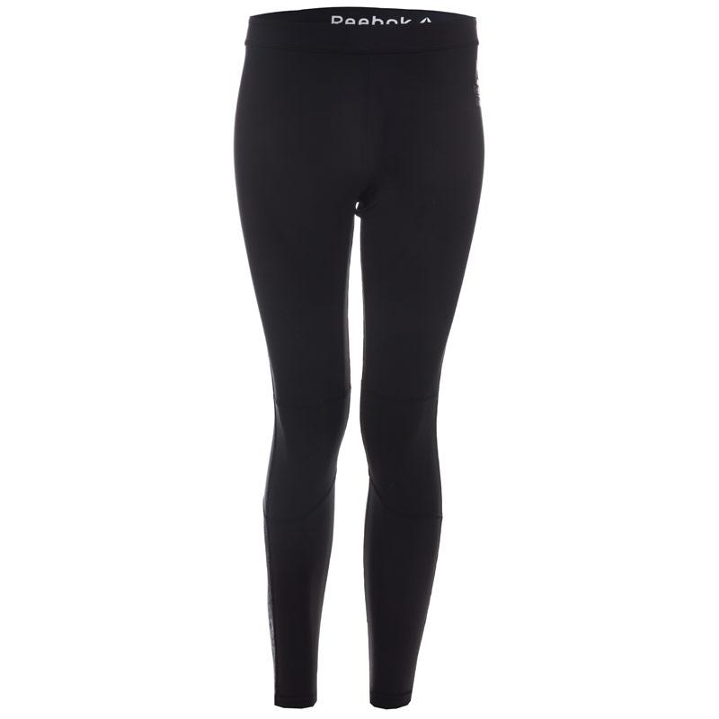 Reebok Junior Girls CrossFit Leggings Black