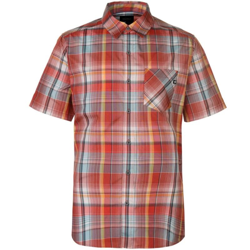 Marmot Echo Shirt Mens Red
