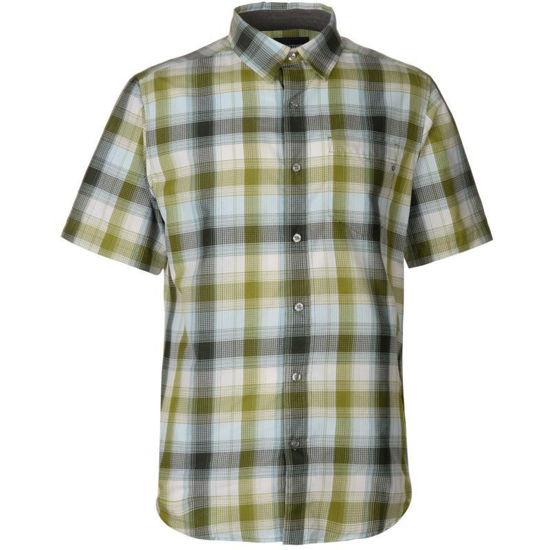 Marmot Notus Shirt Mens Green