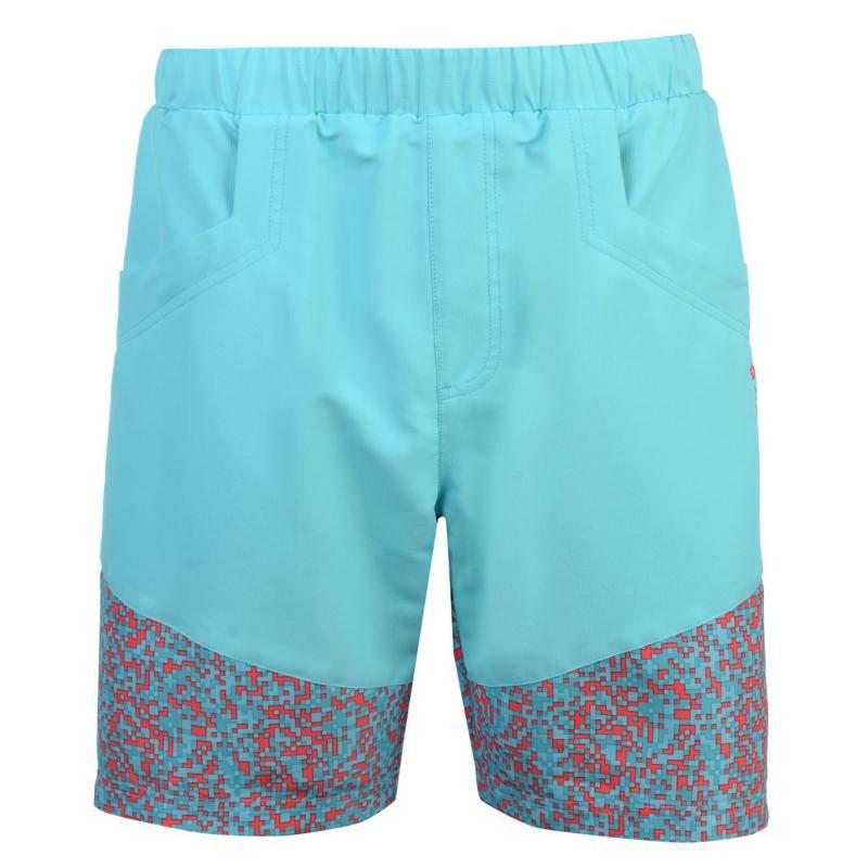 Muddyfox Urban Shorts Ladies Blue/Turquoise
