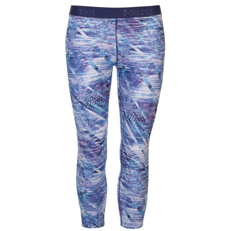 Marmot Pump Up Capri Ladies Blue
