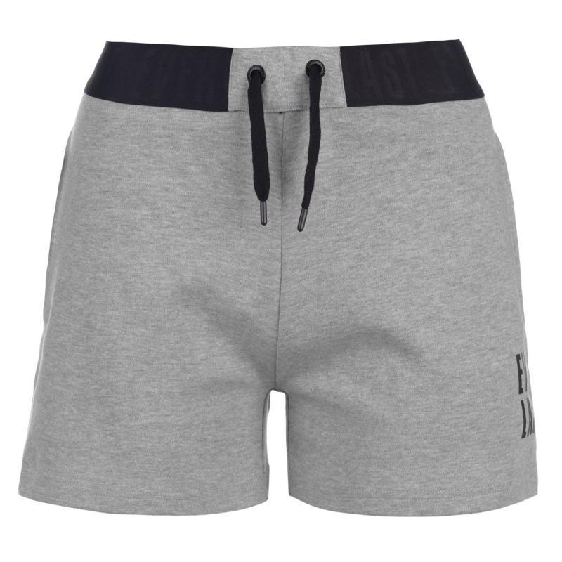 Everlast Stretch Shorts Ladies Black