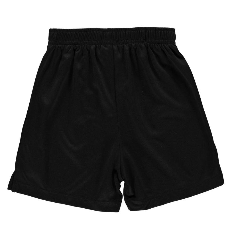 Kraťasy Sondico Core Shorts Infants FluOrange/Black