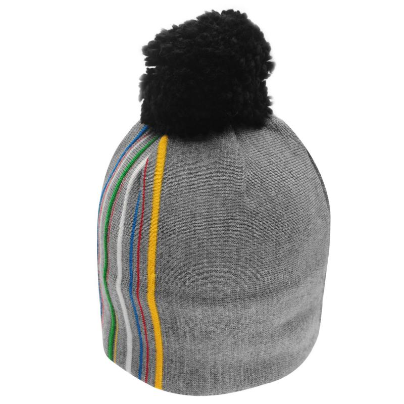 Eisbär Succeed Pompom Beanie Junior Boys White