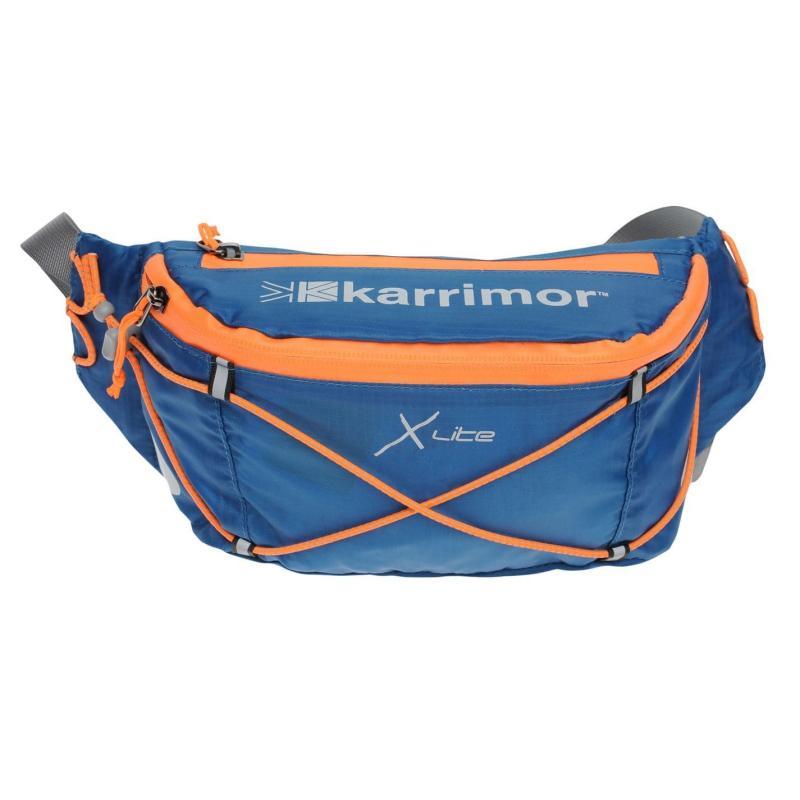 Karrimor X Lite Waist Pack Xlite Blue