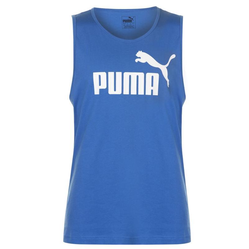 Tílko Puma No1 Sleeveless T Shirt Mens Blue