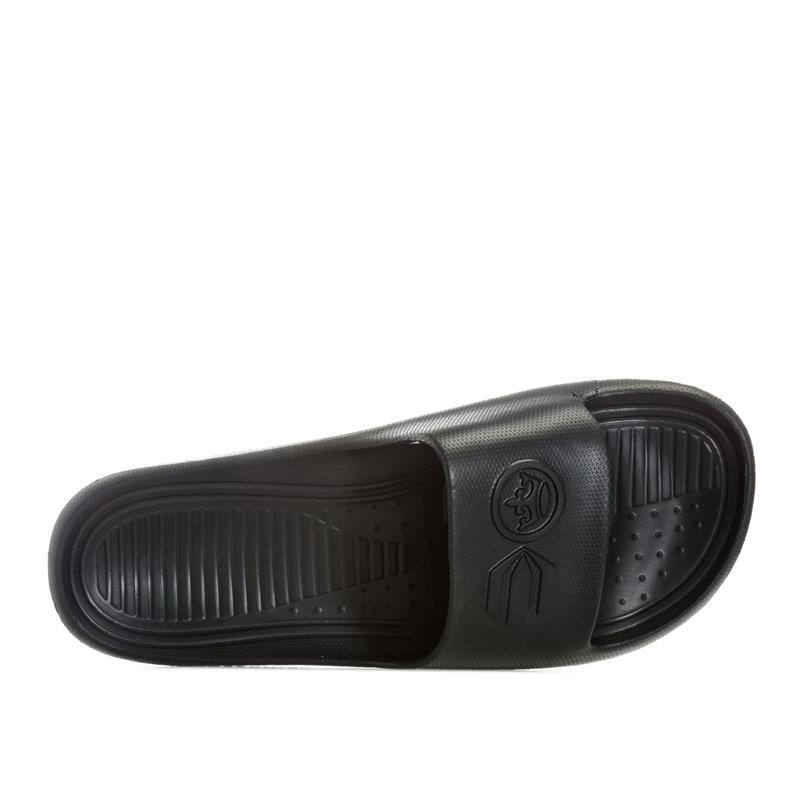 Crosshatch Mens Oreti Slider Beach Shoe Navy