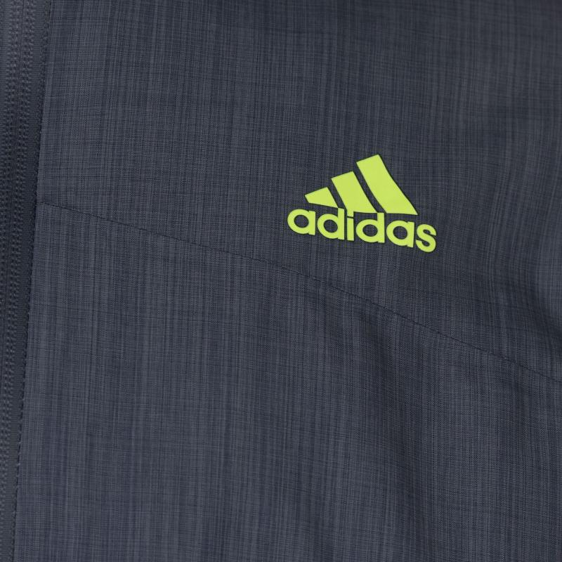 Adidas GTX 2 Layer Jacket Mens Blue