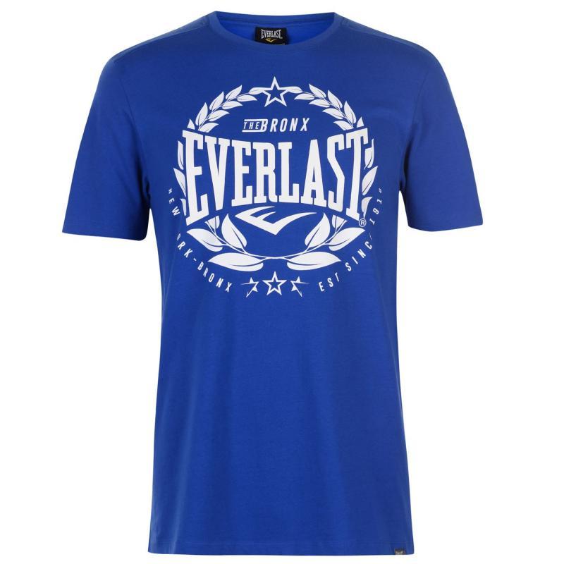 Tričko Everlast Laurel T Shirt Mens NEW