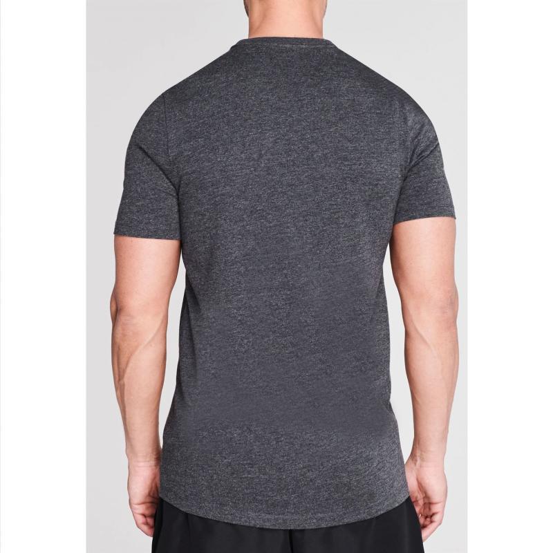 Tričko Everlast Shield T Shirt Mens Teal