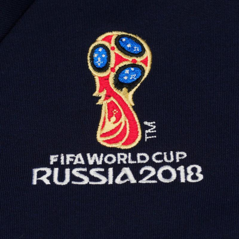 Mikina FIFA World Cup Russia 2018 England Core Hoodie Ladies Navy