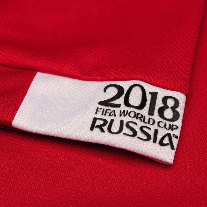 Tričko FIFA World Cup Russia 2018 Russia Poly T Shirt Mens White