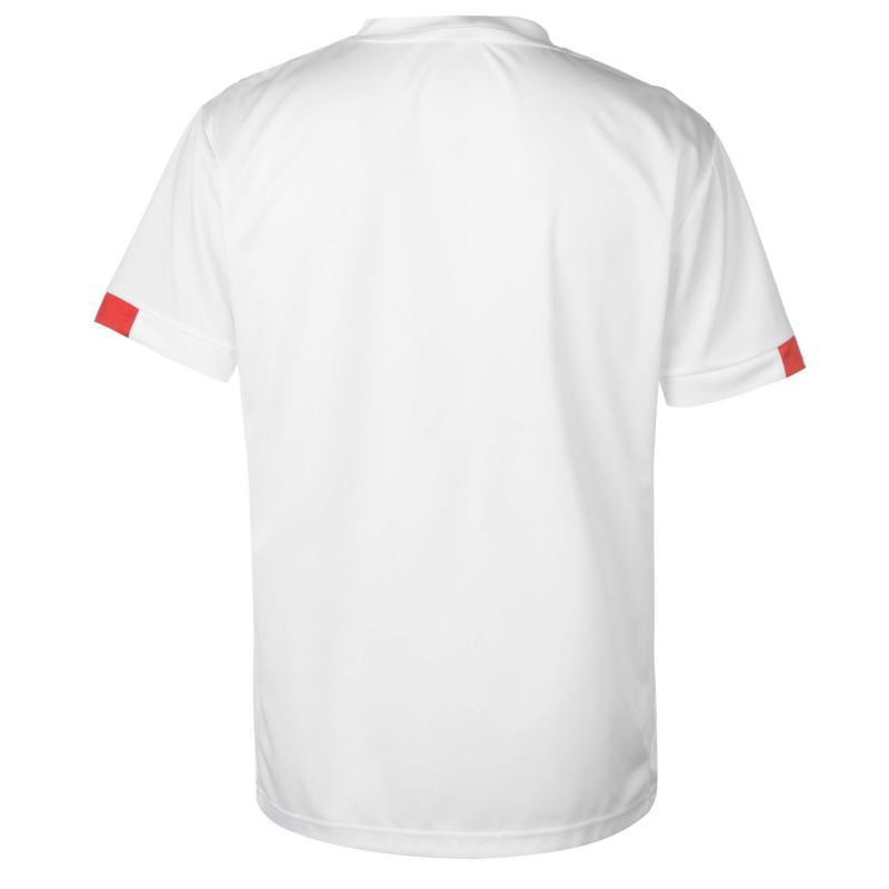 Tričko FIFA World Cup Russia 2018 Tunisia Poly T Shirt Mens White