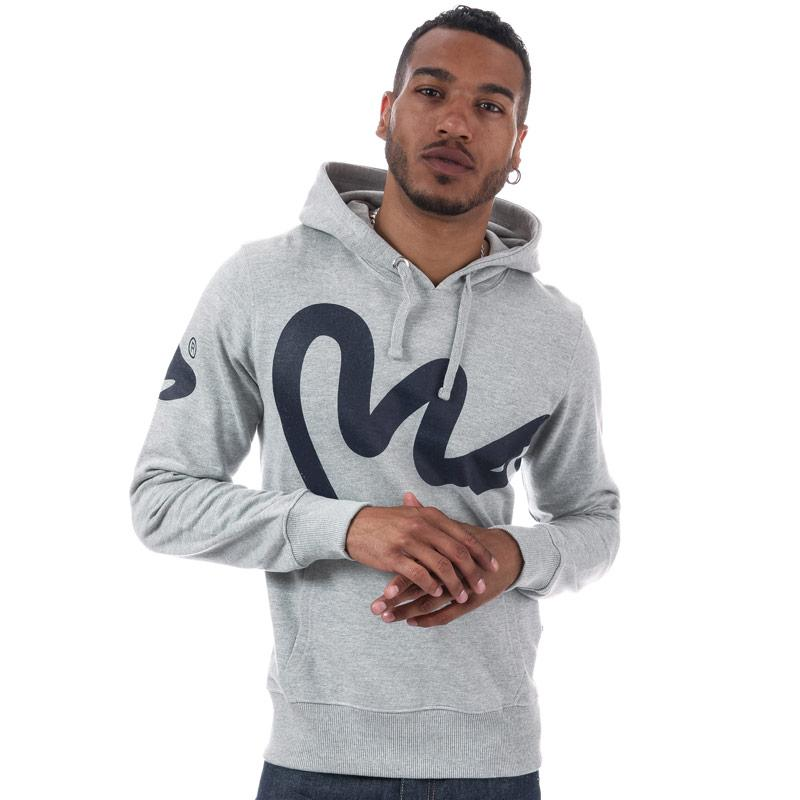 Mikina Mens Big Money Hoody Grey Marl