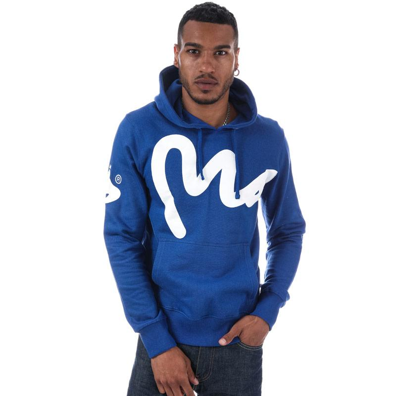Mikina Mens Big Money Hoody Blue