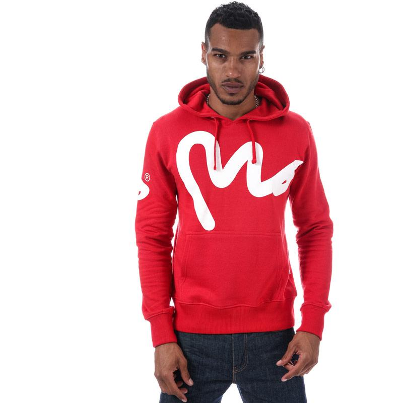 Mikina Mens Big Money Hoody Red