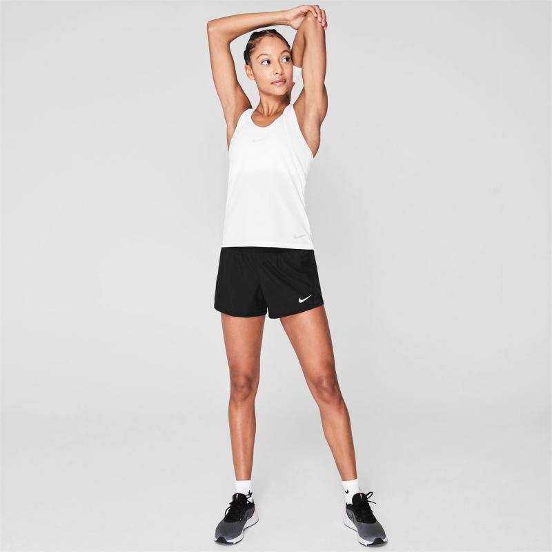 Nike Run Breathe Tank Top Ladies White