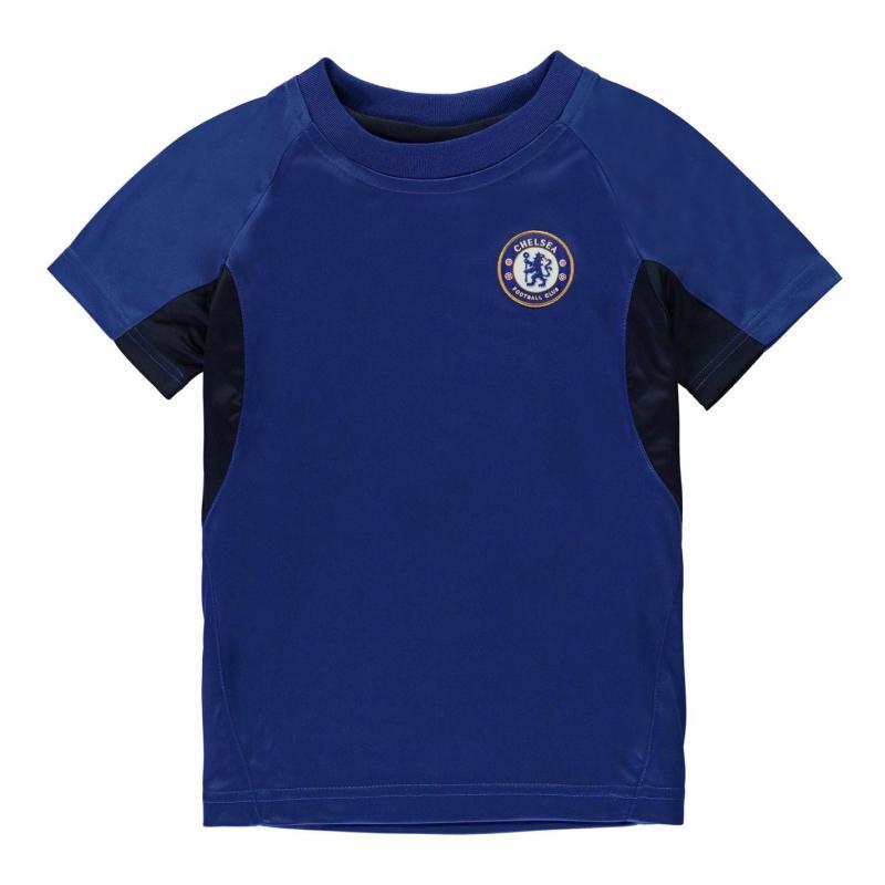 Source Lab Chelsea FC Poly T Shirt Infant Boys Royal